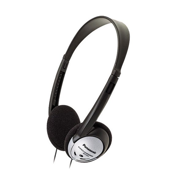 Panasonic over-the-head headphones, for use with the RX20 Loop Listener
