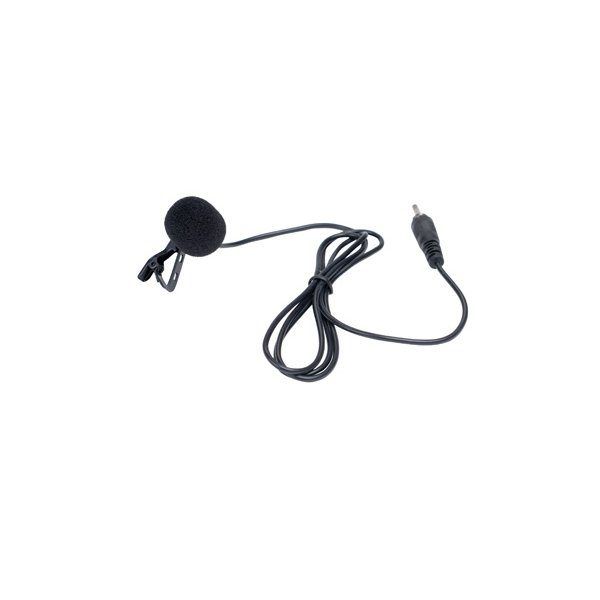 Lapel microphone with 3.5mm end