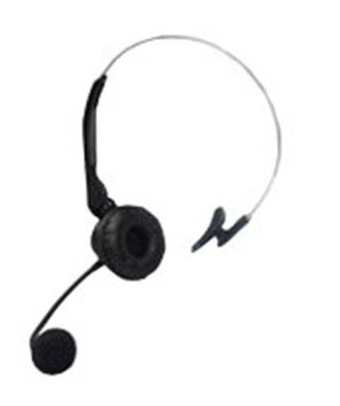 Headset for Portable RF Transceiver