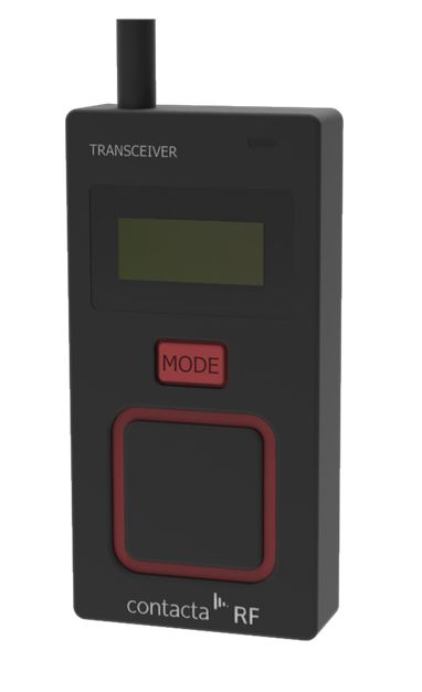 Portable Radio Frequency Transceiver